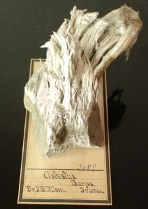 PAS#008 French Green Asbestos Sample