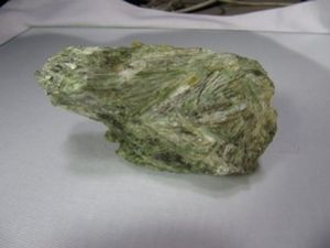 #115 Green Actinolite from Argentina
